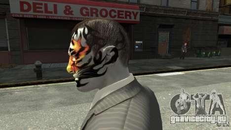 Tatoo Tiger для GTA 4 второй скриншот
