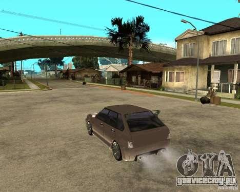 Ваз 21093 LiquiMoly для GTA San Andreas вид слева