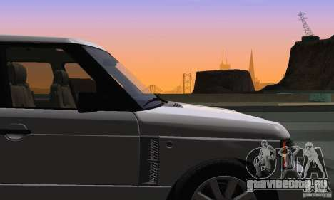 ENBSeries by dyu6 Low Edition для GTA San Andreas пятый скриншот