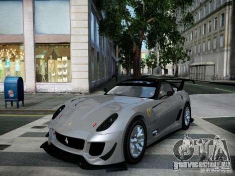 Ferrari 599xx 2012 для GTA 4