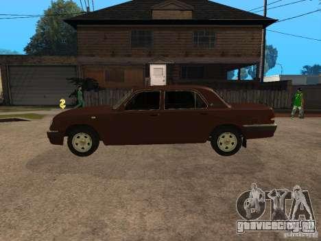 ГАЗ 311055 для GTA San Andreas вид справа