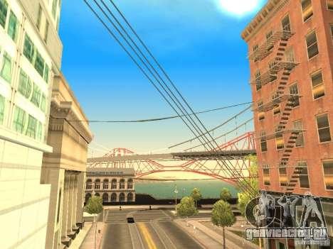 New Sky Vice City для GTA San Andreas пятый скриншот