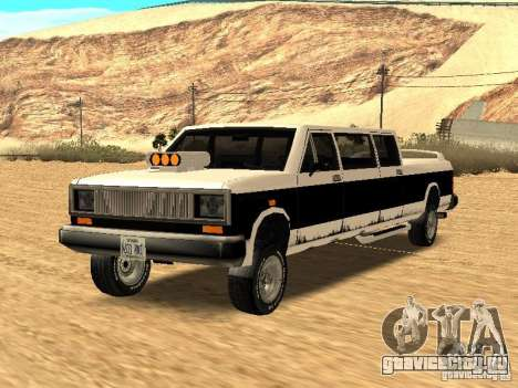 BOBCAT Лимузин для GTA San Andreas