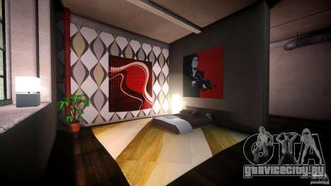 New texture for Algonguin savehouse для GTA 4 третий скриншот