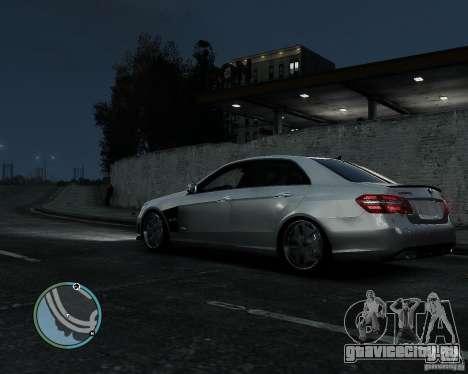 Mercedes Benz B63 S Brabus v1.0 для GTA 4