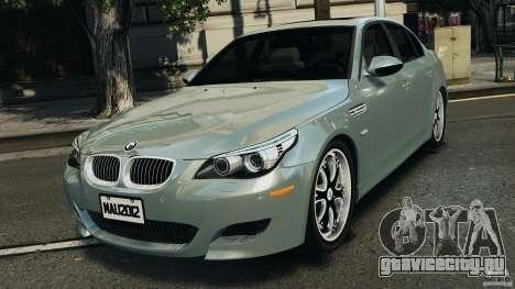 BMW M5 E60 2009 v2.0 для GTA 4