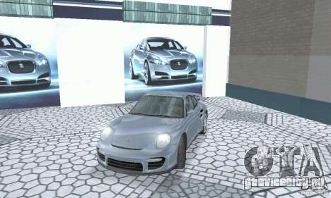 Porsche 911 (997) GT2 для GTA San Andreas