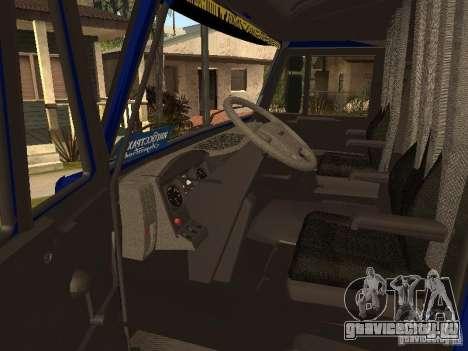 КамАЗ 5460 Дальнобойщики 2 для GTA San Andreas вид справа