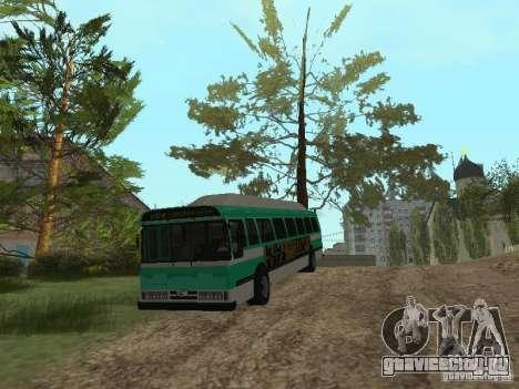 Bus из ГТА 4 для GTA San Andreas