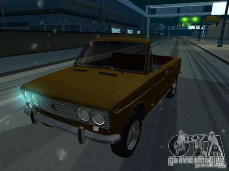ВАЗ 2103 Кабриолет для GTA San Andreas