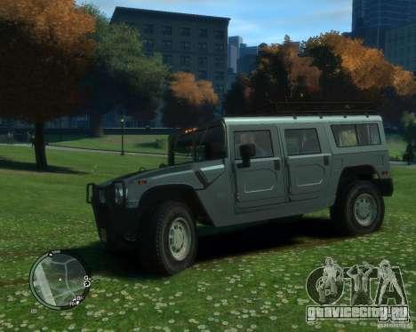 Hummer H1 для GTA 4