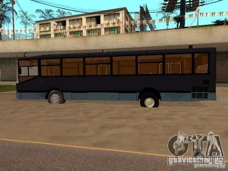 Волжанин 5270 для GTA San Andreas вид сзади