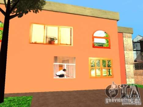 Новый мотель для GTA San Andreas третий скриншот