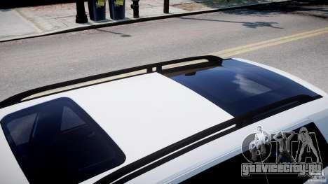 Mercedes-Benz GL450 для GTA 4 вид сверху