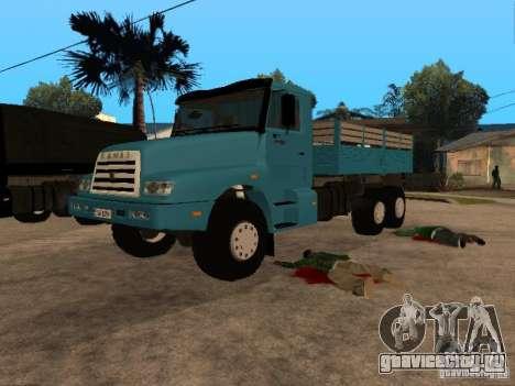 КамАЗ-4355 для GTA San Andreas