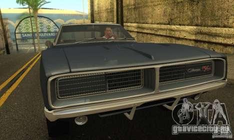ENBSeries by dyu6 v5.0 для GTA San Andreas третий скриншот