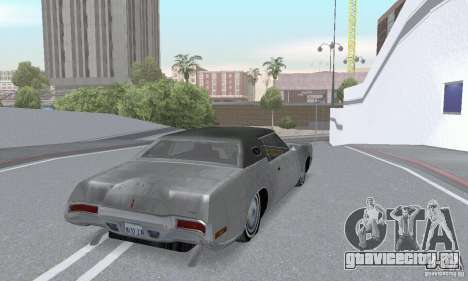 Lincoln Continental Mark IV 1972 для GTA San Andreas