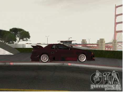 Deluxo Wheels Mod для GTA San Andreas третий скриншот