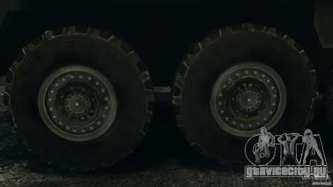 Stryker M1134 ATGM v1.0 для GTA 4 вид изнутри