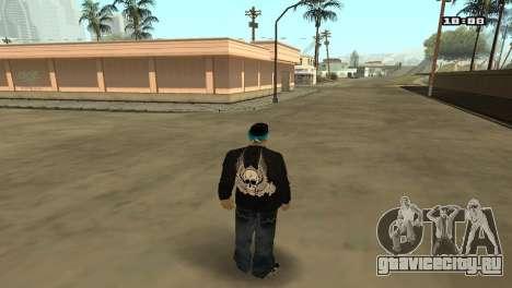 Skin Pack The Rifa для GTA San Andreas третий скриншот