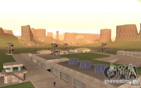 New desert для GTA San Andreas пятый скриншот