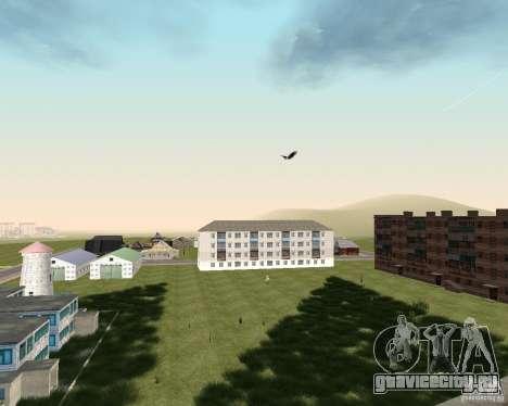 Посёлок Простоквасино для КР для GTA San Andreas второй скриншот