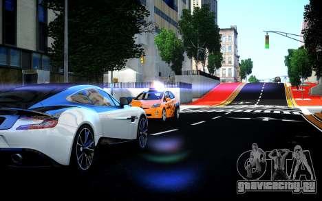 Different HD Roads для GTA 4