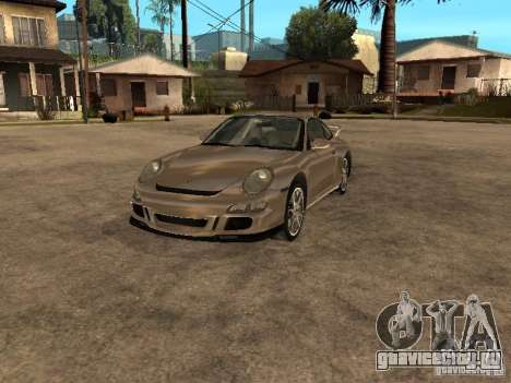 Porsche 911 (997) GT3 v2.0 для GTA San Andreas