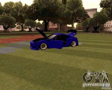 Scion FR13 для GTA San Andreas вид сбоку