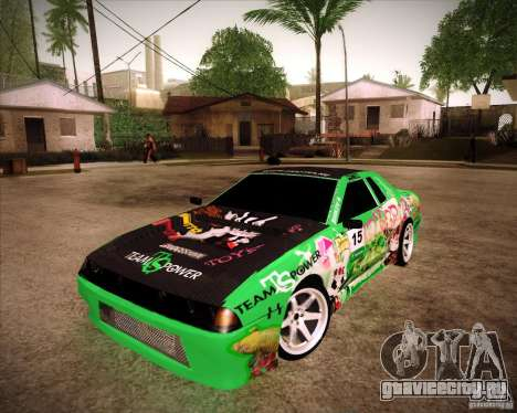 Elegy Toy Sport v2.0 Shikov Version для GTA San Andreas