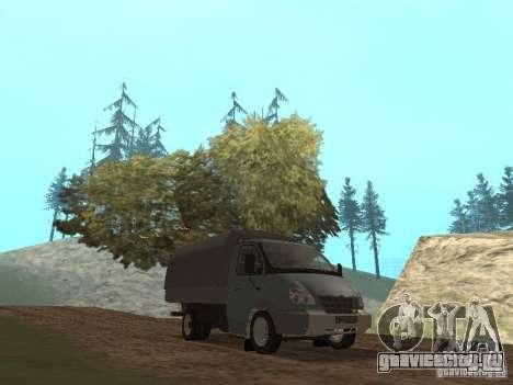 ГАЗ 3310 Валдай для GTA San Andreas