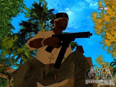 New Weapon Pack для GTA San Andreas пятый скриншот