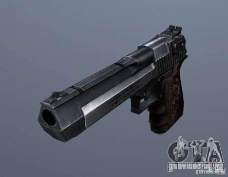 Desert Eagle - Old model для GTA San Andreas второй скриншот