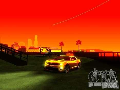 ENBSeries by JudasVladislav для GTA San Andreas седьмой скриншот
