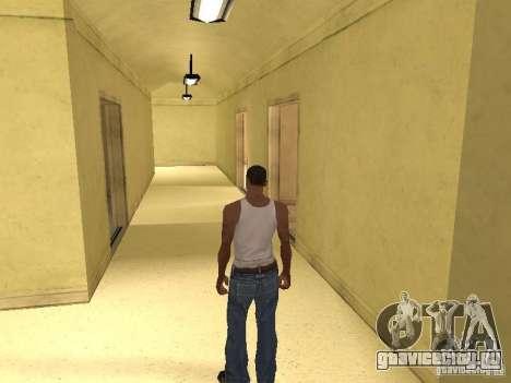 Вход в больницу Лос Сантоса для GTA San Andreas шестой скриншот