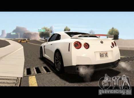 Real World ENBSeries v5.0 Final для GTA San Andreas