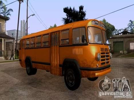 ЛиАЗ 158 для GTA San Andreas