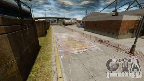 Ралли трек для GTA 4 пятый скриншот