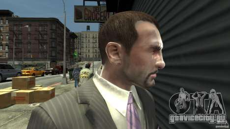 Johnny Klebitz для GTA 4 третий скриншот