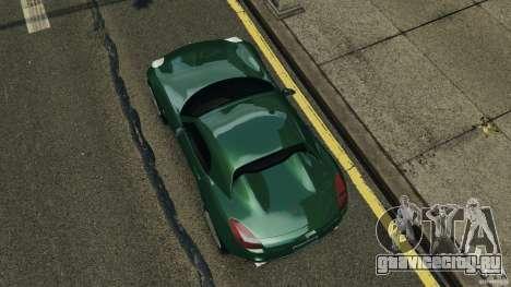 Pontiac Solstice 2009 для GTA 4 вид справа