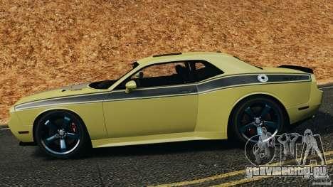 Dodge Rampage Challenger 2011 v1.0 для GTA 4 вид слева