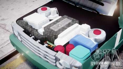 Range Rover Vogue для GTA 4 вид изнутри