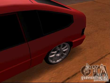 New Blistac для GTA San Andreas вид справа
