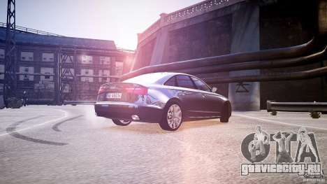 Audi A6 v1.0 для GTA 4