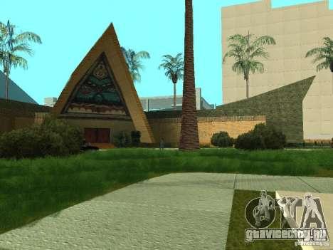 Новые текстуры для казино Пилигрим для GTA San Andreas шестой скриншот