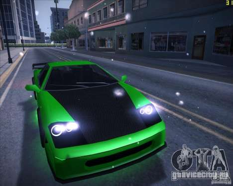 Tuned Turismo для GTA San Andreas