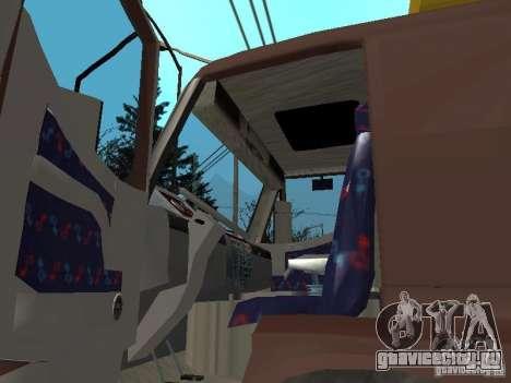 BMC для GTA San Andreas вид сзади