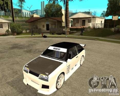 ВАЗ 2108 eXtreme для GTA San Andreas