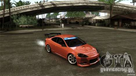 Acura RSX Spoon Sports для GTA San Andreas