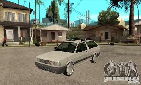 Volkswagen Parati GLS 1994 для GTA San Andreas